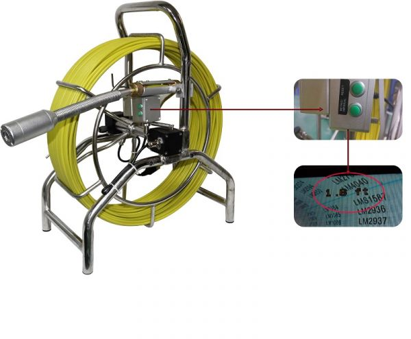 Телеинспекция WOPSON B3 -C50 (80 м)