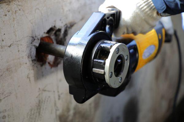 Резьбонарезной электрический клупп SQ30A (1/2-1.1/4) HSS