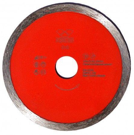 Алмазный диск по керамограниту Keos Econom