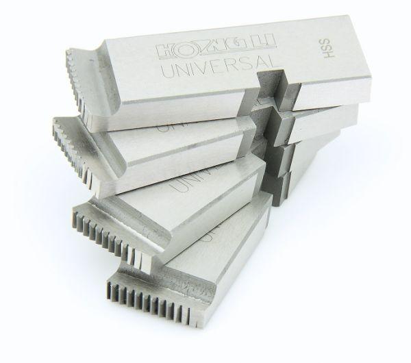 Плашки резьбонарезные BSPT 1-2 (HSS)