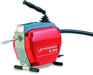 Электромеханическая прочистная машина R 550 79890Х ROTHENBERGER