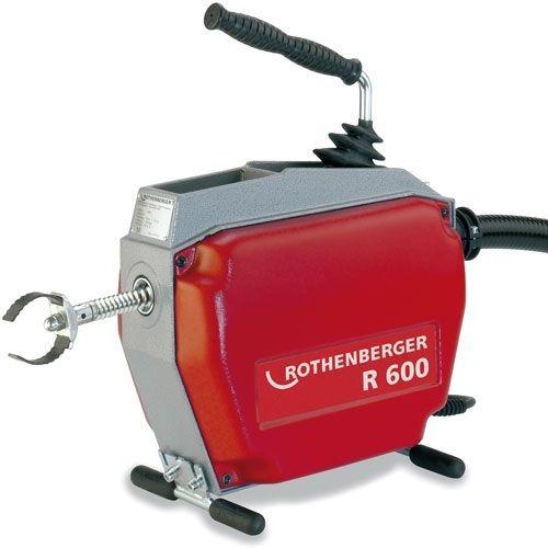 Электромеханическая прочистная машина R 600 72675 ROTHENBERGER