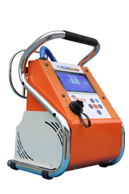 Аппарат для электромуфтовой сварки RITMO ELEKTRA 500