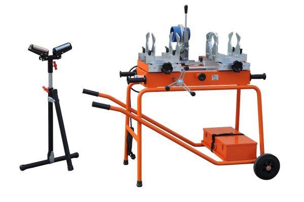 Машина для сварки враструб с механическим приводом RITMO PRISMA 125