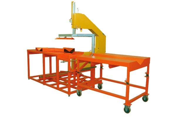 Электрический ленточно-отрезной станок RITMO SIGMA 630 PRO