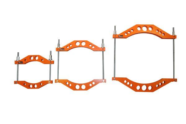 Прибор для удаления овальности труб RITMO
