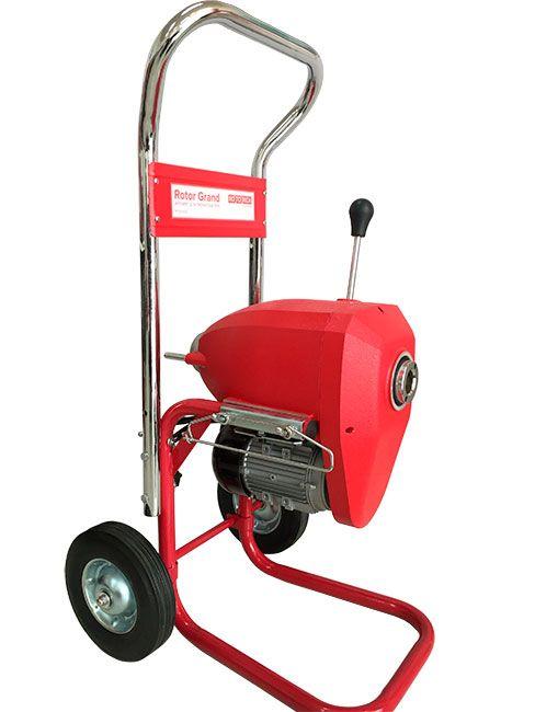 Электрическая прочистная машина ROTOR GRAND