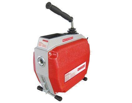 Электрическая прочистная машина для канализации Ротор Кинг (Rotor King)